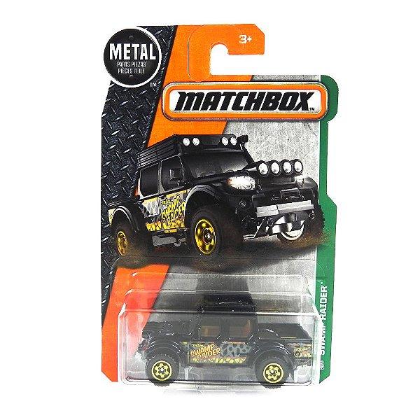 Swamp Raider 1/64 Matchbox Matchdjw40-2B10