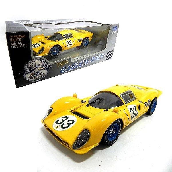 FERRARI 412P LE MANS 1967 1/18 EAGLE´S RACE 4200