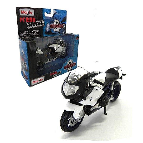 Moto Bmw Hp2 Sport 1/18 2 Wheelers Maisto 31300