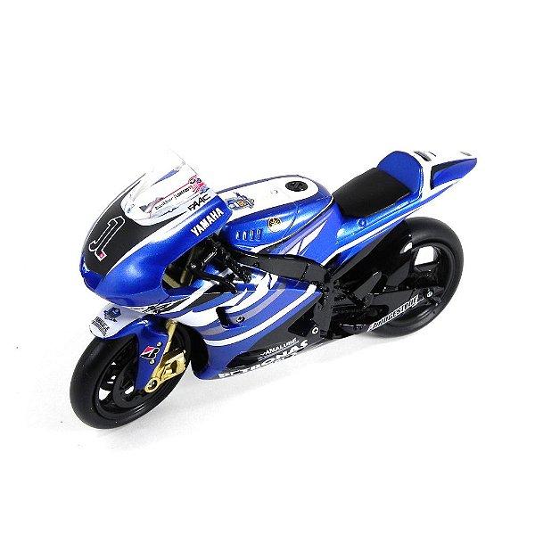 MOTO YAMAHA YZR-M1 2011 YAMAHA FACTORY RACING TEAM BEN SPIES #11 1/12 NEWRAY 57413