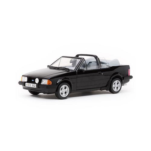 1984 Ford Escort Mk3 Xr3I Cabriolet 1/18 Sun Star 4992 Sun4992