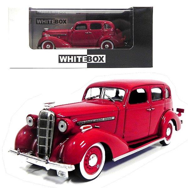 1936 BUICK SPECIAL 4-DOOR 1/43 WHITEBOX WB082