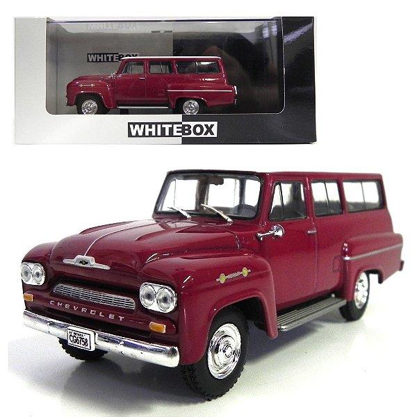 1963 Chevrolet Amazona 1/43 Whitebox Wb109