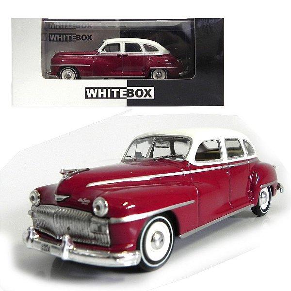 1946 De Soto 6 Suburban 1/43 Whitebox Wb098
