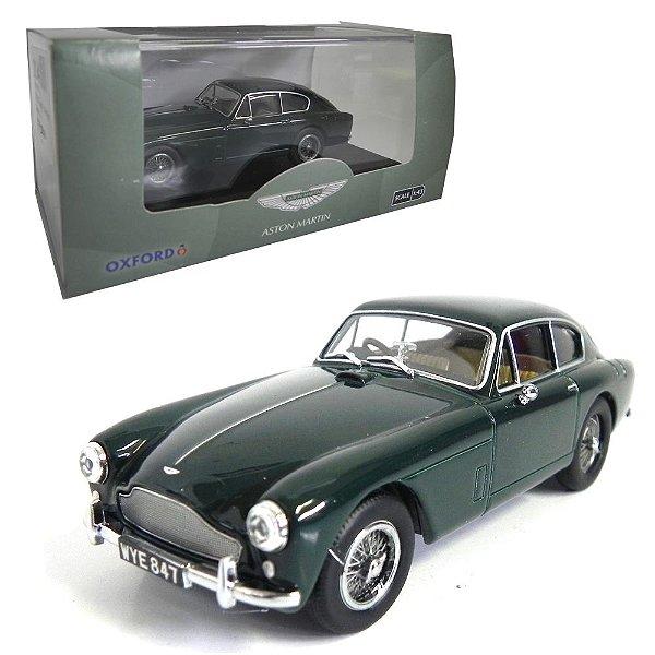 Aston Martin Db2 Mkiii Saloon 1/43 Oxford Amdb2001 Oxfamdb2001