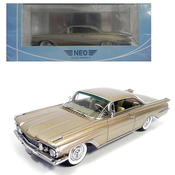 1959 Oldsmobile 98 Ninety-Eight Hardtop 1/43 Neo Scale Models 185937 Neo46036