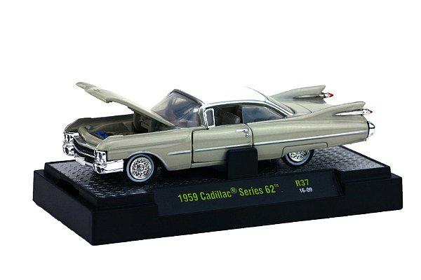 1959 Cadillac Series 62 1/64 M2 Machines 32500 Release 37 Auto-Thentics M2M32500-37H