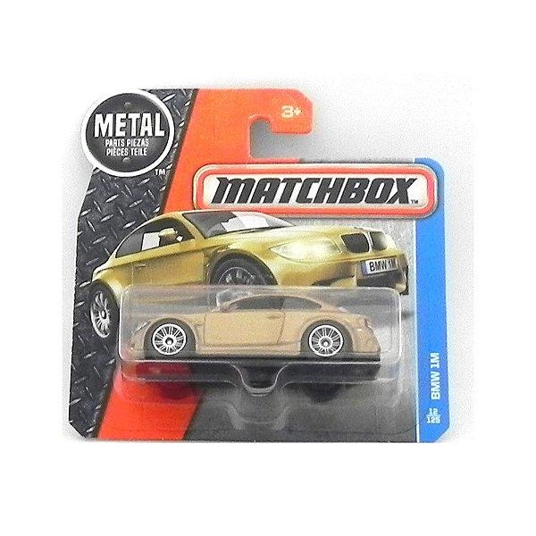 BMW 1M 1/64 MATCHBOX MATCHDMG94-CD10