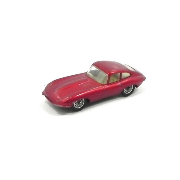 Jaguar E Type N°32 1/64 Matchbox Matchn32