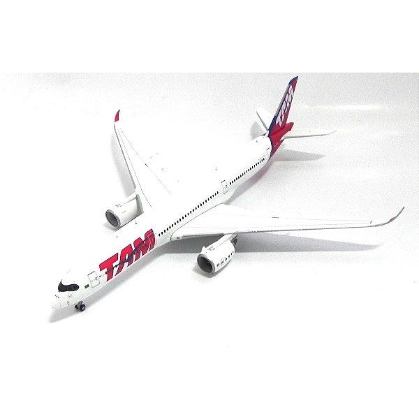 Avião Tam Airbus A350 Xwb 1/400 Jc Wings