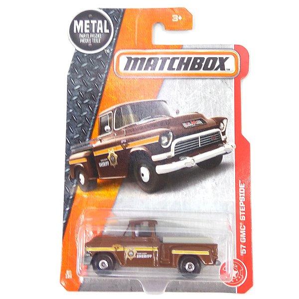 1957 Gmc Chevrolet Stepside 1/66 Matchbox