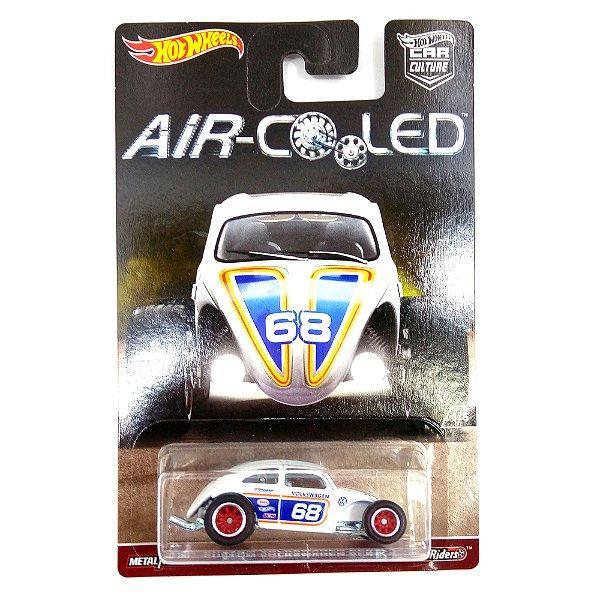 Custom Volkswagen Fusca Beetle Air-Cooled 1/64 Hot Wheels