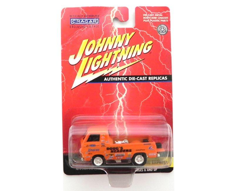 DODGE A100 PICK-UP HEMI EXPRESS 1/64 JOHNNY LIGHTNING