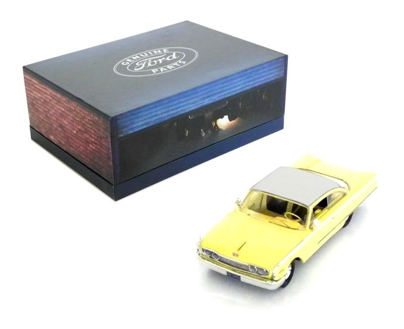 1960 FORD GALAXY STARLINER 1/43 MOTORHEAD#434