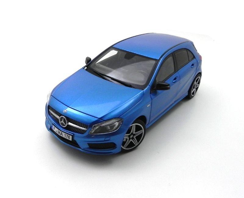 2012 Mercedes-Benz A-Klasse Sport 1/18 Norev 183595