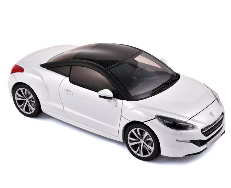 2012 Peugeot Rcz 1/18 Norev 184782