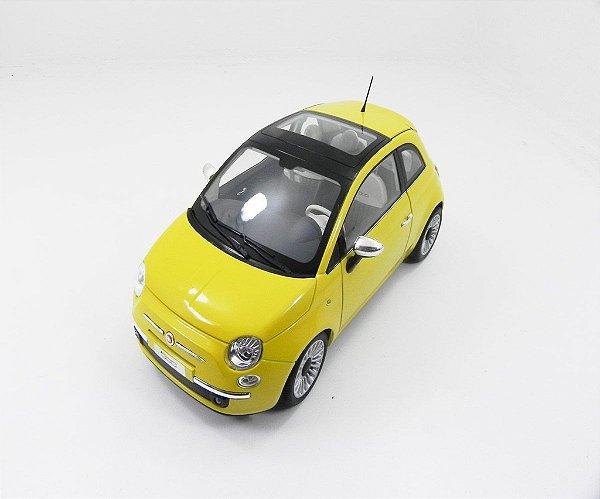 2009 FIAT 500 1/18 NOREV 187741