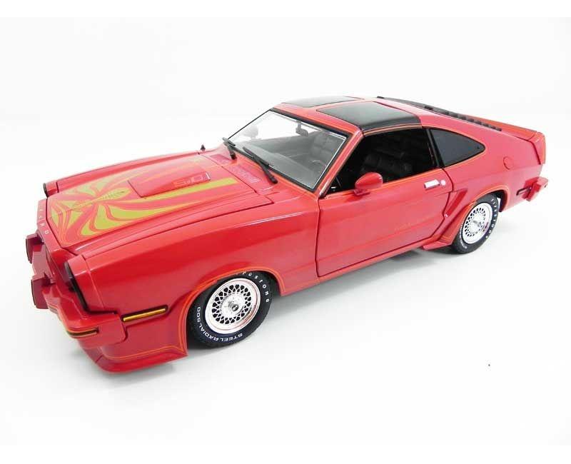 1978 Ford Mustang King Cobra Ii 1/18 Greenlight 12879