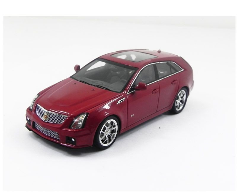 2011 Cadillac Cts-V Wagon 1/43 Luxury 101188