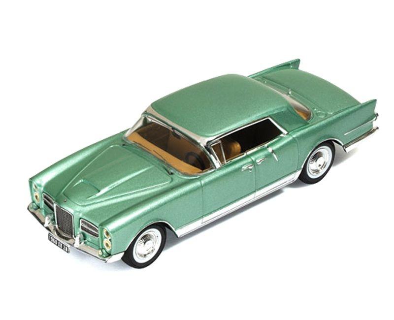 1960 FACEL VEGA EXCELLENCE 1/43 MUS051