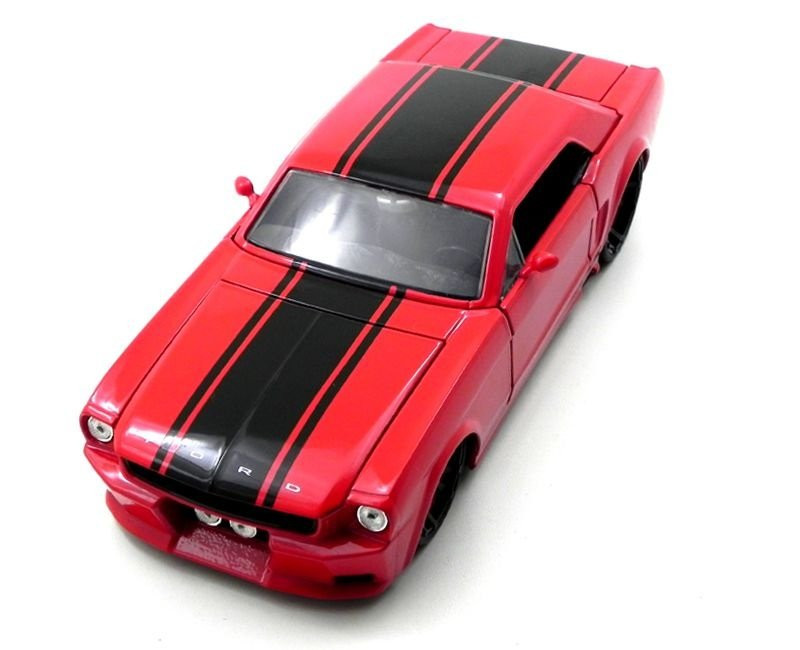 1965 FORD MUSTANG 1/24 JADA TOYS 96895