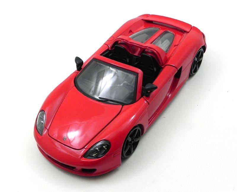 2005 PORSCHE CARRERA GT VERMELHO 1/24 JADA TOYS 96955