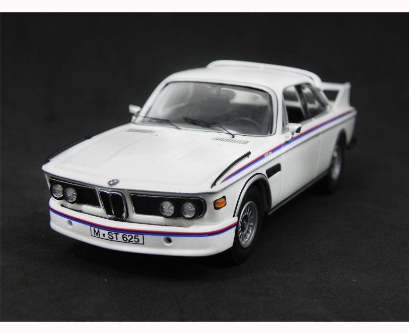 BMW 3.0 CSL RENNVER 1/43 SCHUCO 02197