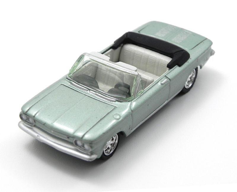 1963 Chevy Corvair 1/64 Johnny Lightning