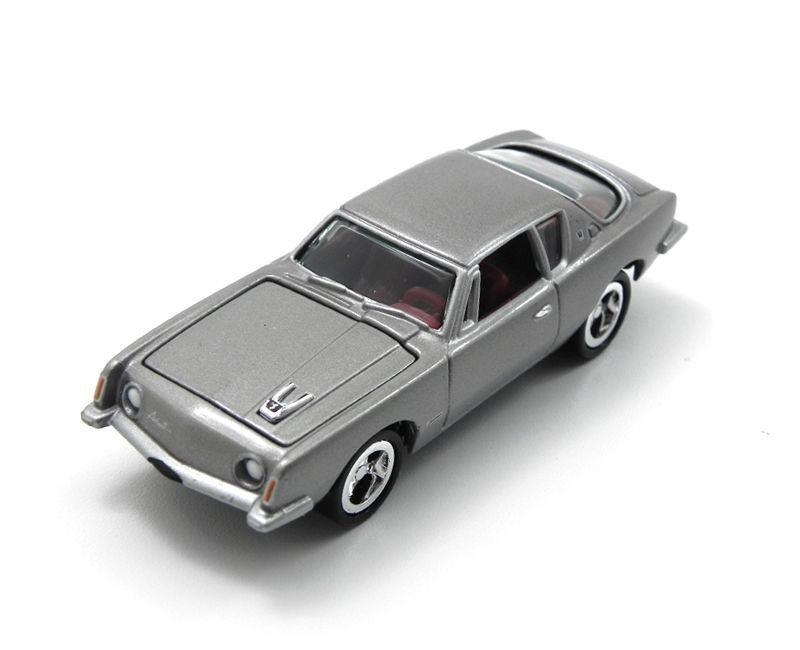 1963 Studebaker Avanti Supercharged 1/64 Johnny Lightning