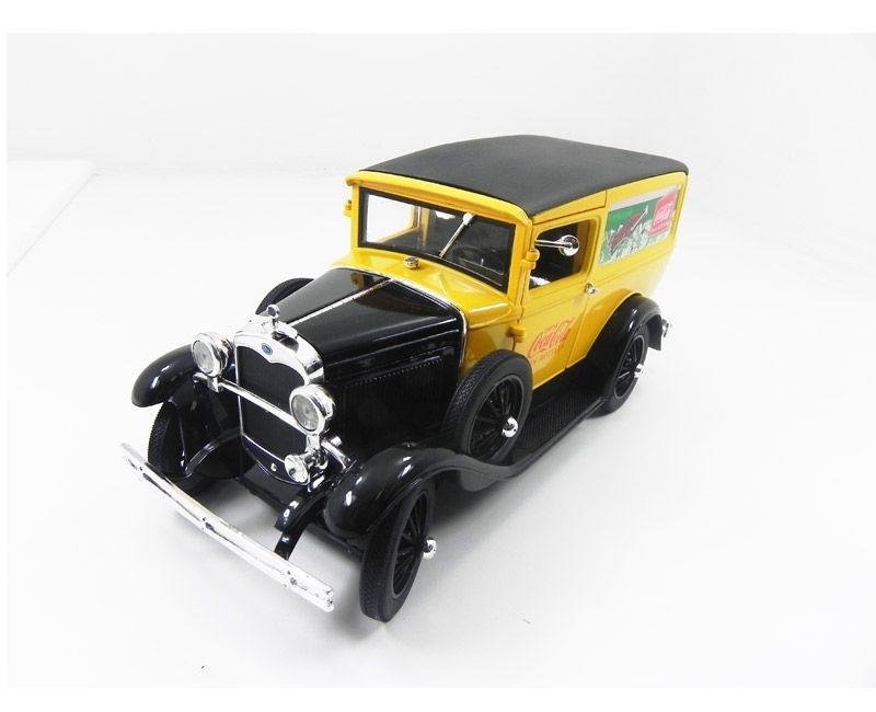 1931 Ford Model A Van Coca Cola 1/18 Motor City Classics 425752
