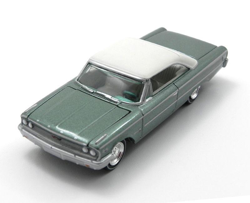 1963 FORD GALAXIE 500 1/64 JOHNNY LIGHTNING N10FG
