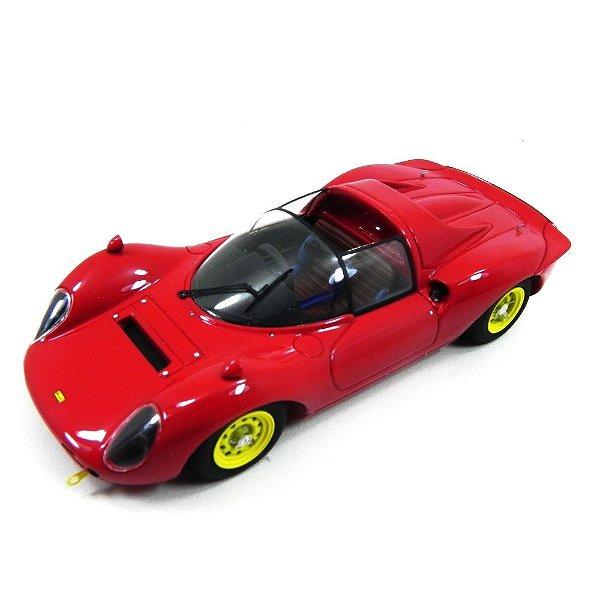 Ferrari Dino 166P/206P Vermelha 1/43 Ls422