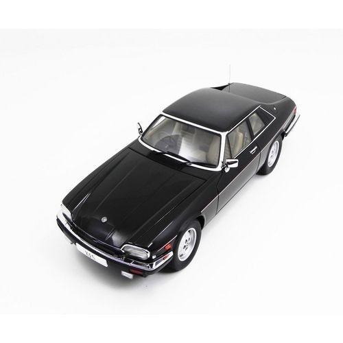 Jaguar Xj-S Coupe Preto 1/18 Auto Art 73577