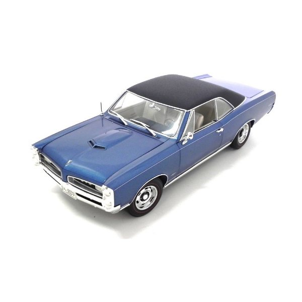 1966 PONTIAC GTO HARDTOP 1/18 HIGHWAY 61 50776