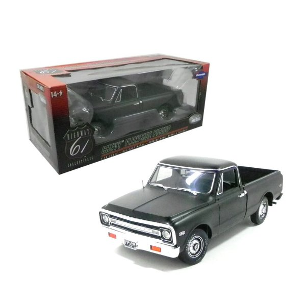 1972 Chevy Fleetside Pickup 1/18 Highway 61 50878