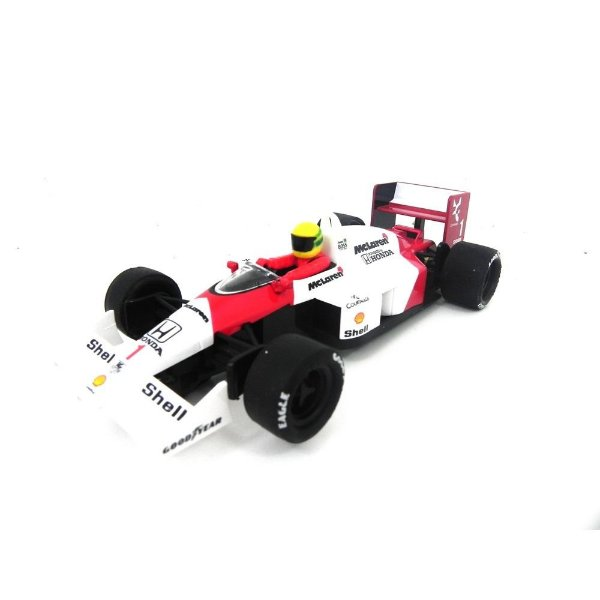 AYRTON SENNA MCLAREN MP4/6 TRIBUTE TO A LEGEND 1/32 SCX 64270