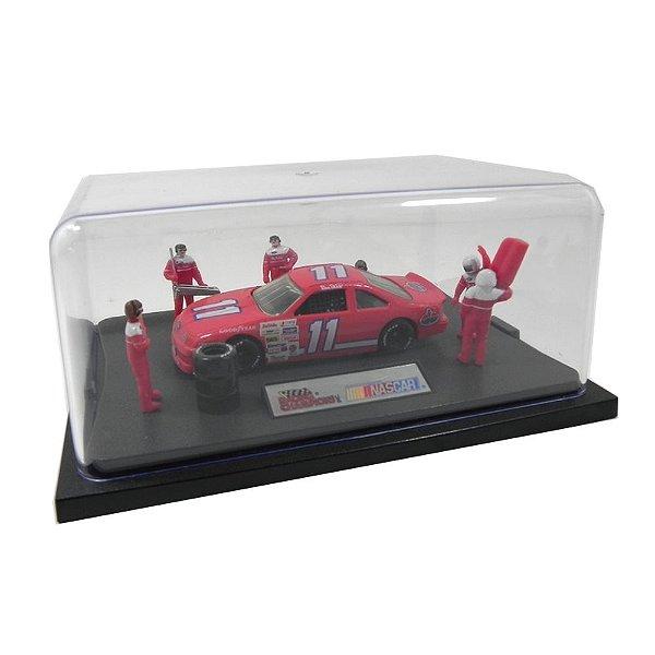 DIORAMA NASCAR 1/43 RACING CHAMPIONS RARO 1992