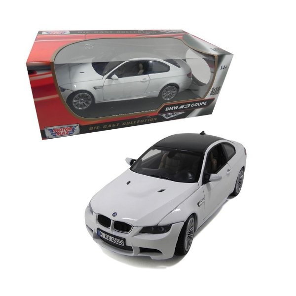 BMW M3 COUPE 1/18 MOTOR MAX 61732