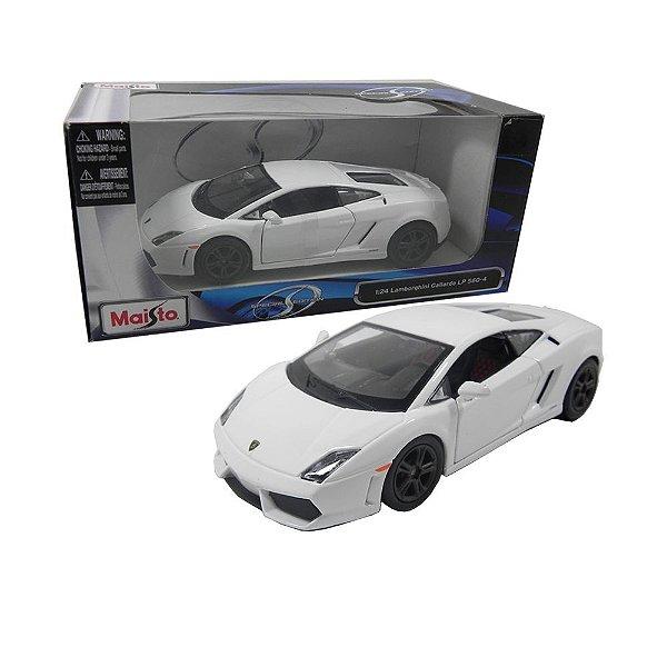 Lamborghini Gallardo Lp 560-4 1/24 Maisto 31901