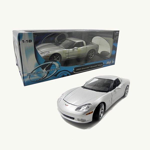 2005 Chevrolet Corvette 1/18 Maisto Special Edtion 31117