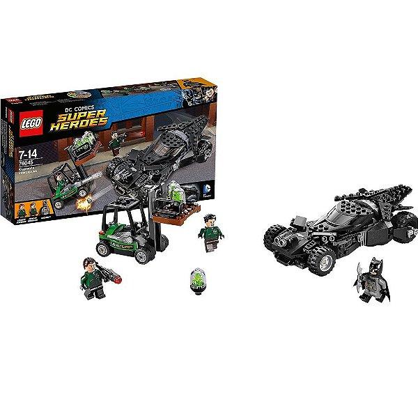 BATMAN KRYPTONITE INTERCEPTION DC COMICS SUPER HEROES LEGO 76045