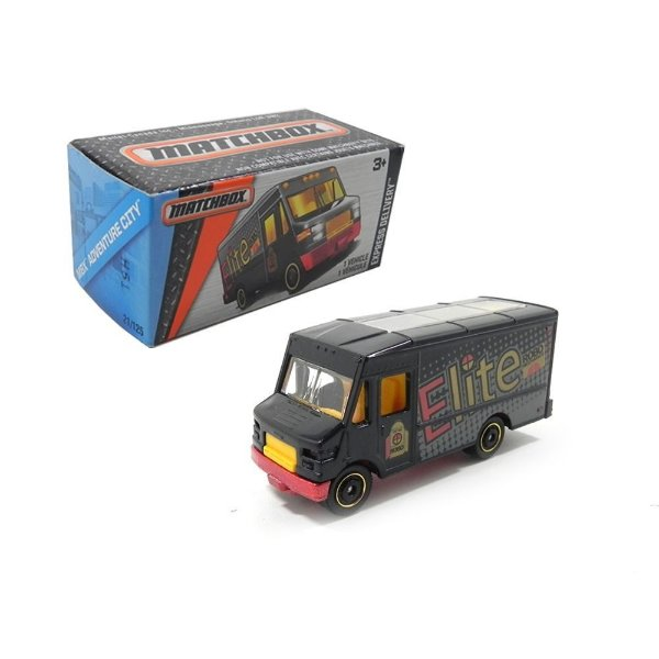 Express Delivery 1/64 Matchbox Mbx Adventure City Dnk73