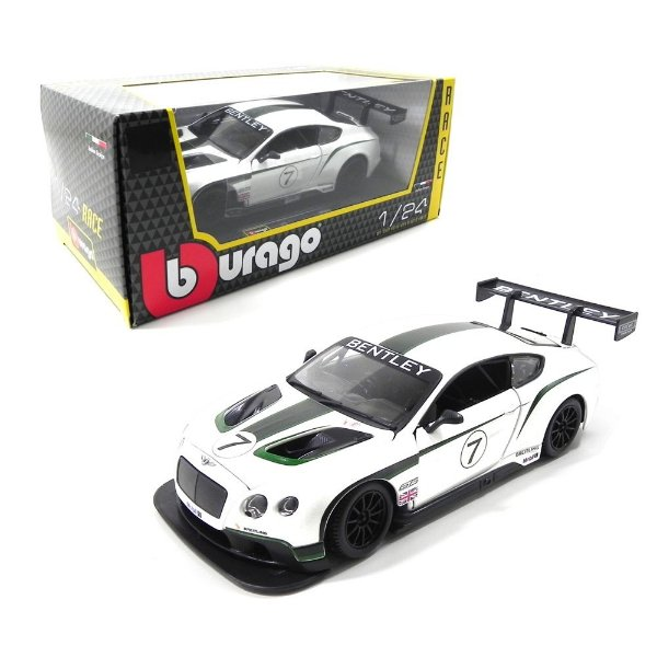 Bentley Continental Gt3 1/24 Bburago 28008
