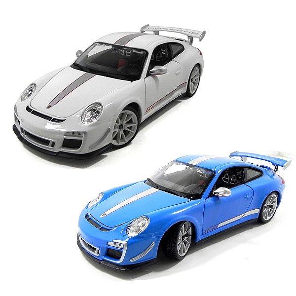 PORSCHE 911 RS 4.0 1/18 BBURAGO 11036