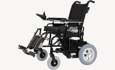 Cadeira de Rodas Motorizada SMB SM2 L