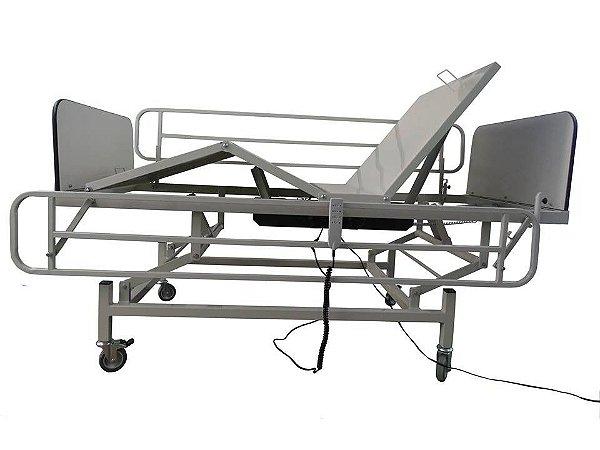 Cama Hospitalar 03 Movimentos Eletrônica - Modelo Bliamed