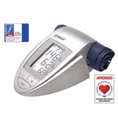 Aparelho de Pressão Digital Automático de Braço BP3AA1 - G-Tech