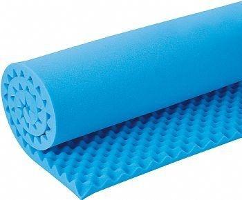 Colchão Caixa De Ovo Paropas Casal - Azul D18