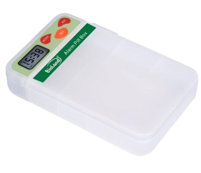 Porta Comprimidos com Alarme Sonoro BIOLAND - Código 201