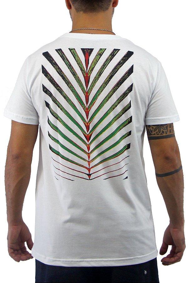 Camiseta Masculina Branco Spina